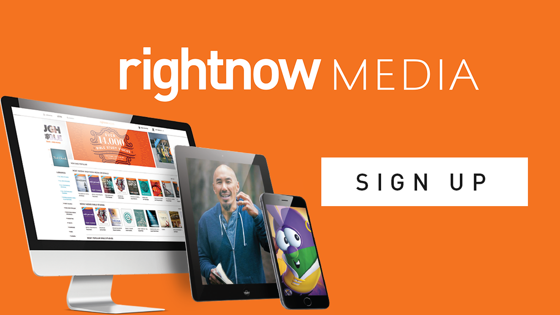 Right Now Media Signup